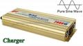 2000W Power Inverter Pure Sine Wave AC
