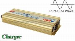 1000W Power Inverter Pure Sine Wave AC