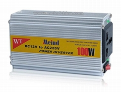 100W Car Power Inverter DC to AC