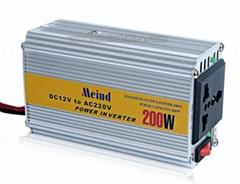 200W Car Power Inverter DC to AC