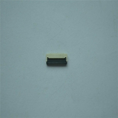 Hot Sell 1.0mm Pitch FPC Connector, (H = 2.0mm), Flip Type Lower Contact