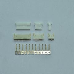 JVT 1.25mm (0.049-inch) Crimp Style Connectors SMT 125V AC/DC Voltage Rating