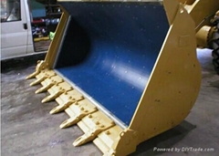 UHMWPE chute liners