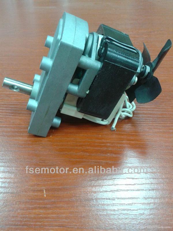 GM Series Popcorn machine motor 1