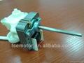 S60 Series Fan Shaded pole motor