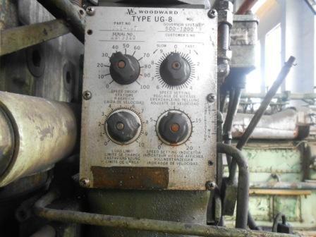柴油機組(單機) 1