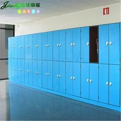 Compact Phenolic Panel Lockers for School