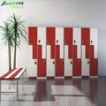 Compact Phenolic Panel Lockers for School 3