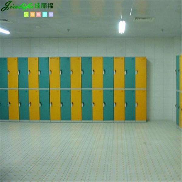 Compact Phenolic Panel Lockers for School 5