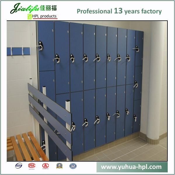 Jialifu compact hpl locker for school 1