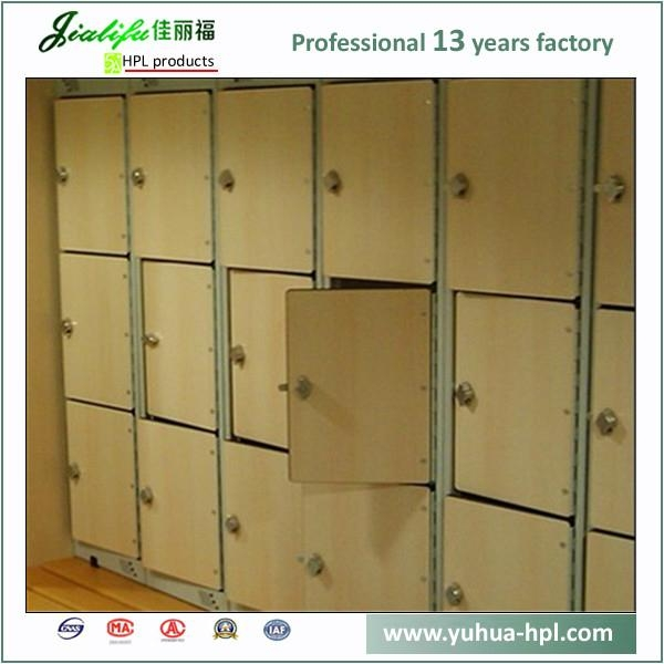 Jialifu compact hpl locker for school 5
