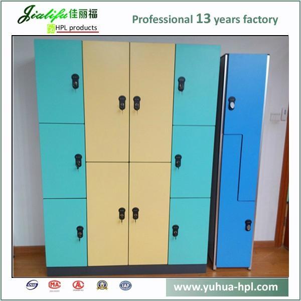 Jialifu z shape phenolic panel locker 2