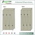 Jialifu z shape phenolic panel locker 5