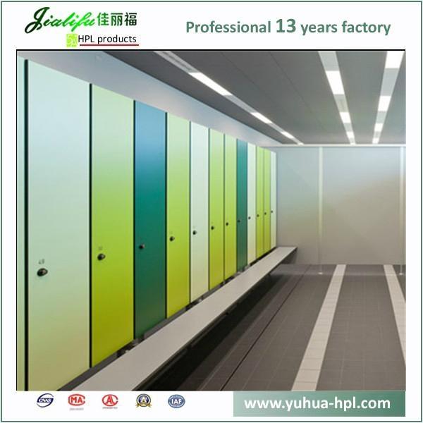 jialifu hot selling 12mm compact laminate locker 3