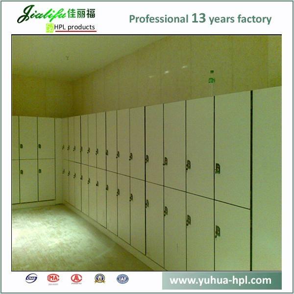 jialifu hot selling 12mm compact laminate locker 1
