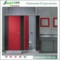 Jialifu Hot Selling solid phenolic shower room