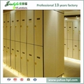 Hot selling laminate storage lockers 1
