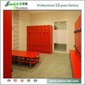 Hot selling laminate storage lockers 2