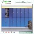 Jialifu European style 1800mm high gym lockers 3