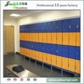 Jialifu European style 1800mm high gym lockers 5
