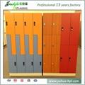 Solid Compact Laminate Panel storage lockers 5