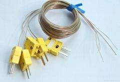 爐溫測試線 OMEGA  測溫線K-SM-TT-30