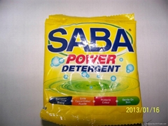 SABA washing powder