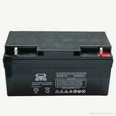 Deep cycle solar battery 12V65AH