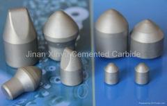 Tungsten Carbide Teeth Button For Mining