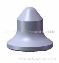 Cemented Carbide Road Milling Bit and Asphalt Bit 1