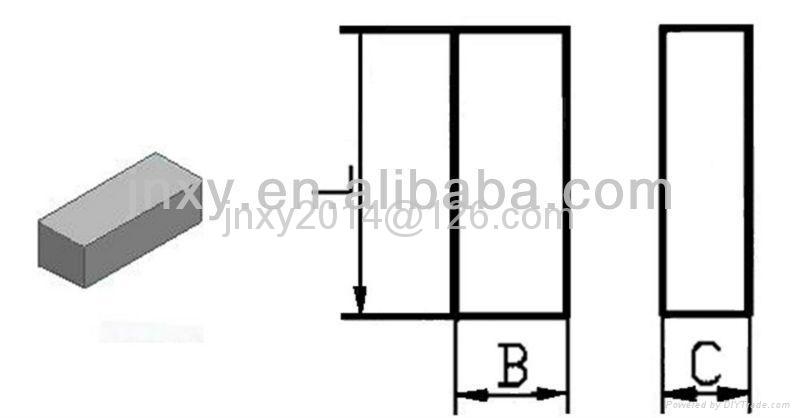Tungsten Carbide Block or Blade 5