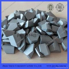 Mining Use YG8 Tungsten Carbide Cutting Blade