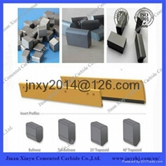 For Ice And Snow Remove Machine Tungsten Carbide Snow Plow Bit