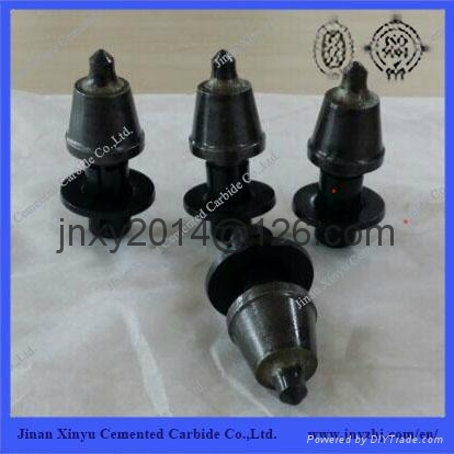 Foundation Drill Use Carbide Road Milling Bit With Holder 2
