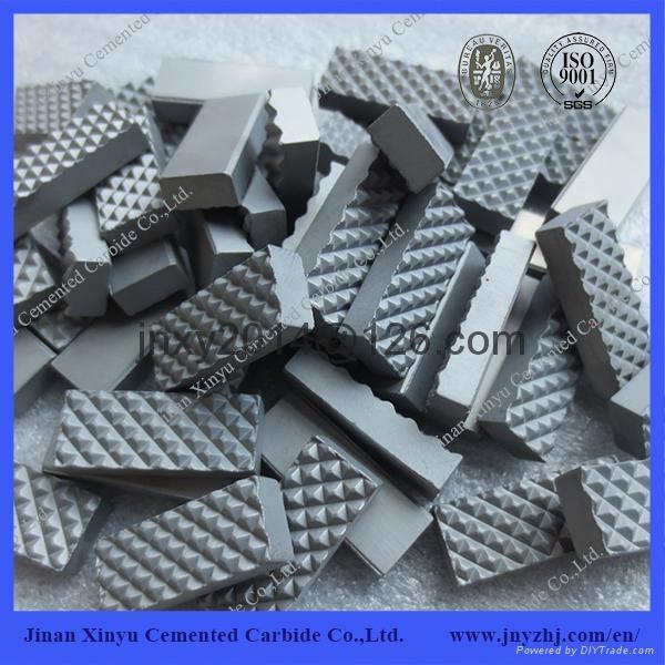 Tungsten Carbide Gripper Insert Chuck Jaw 1