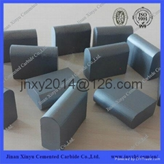Cemented Carbide Snow Plow Tips For Road Milling