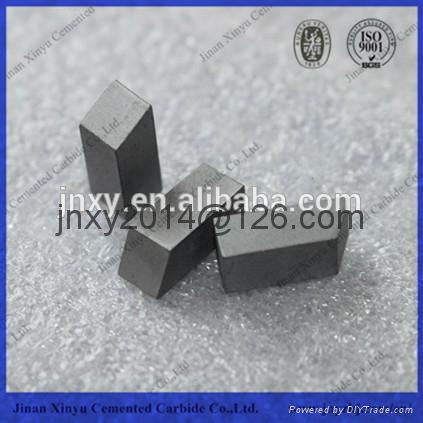 Cemented Carbide Snow Plow Tips For Road Milling 4