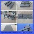 Tungsten Carbide Wear Parts For Drills