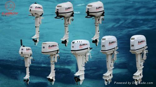 4hp 2stroke outboard motor 2