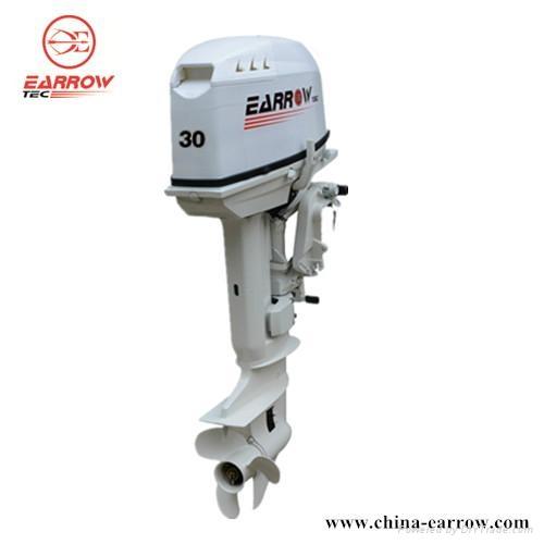 Outboard Motor 30hp Earrow China Manufacturer