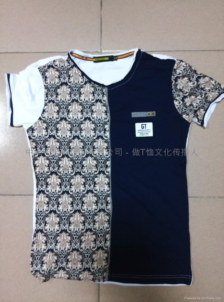 时尚T恤 2