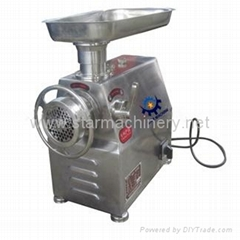 stainless steel meat grinder machine
