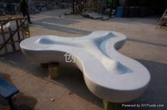 玻璃鋼休閑椅