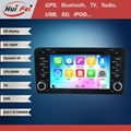 Huifei stereo touch screen in car dvd player with 1080P high definition 4