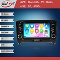 Huifei stereo touch screen in car dvd