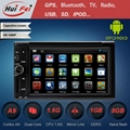 KGL-7630 car in dash stereo dvd player with pure Android 4.2.2  1