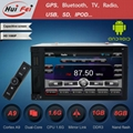 KGL-7650 in dash stereo car dvd player