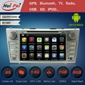 car dvd player for TOYOTA CAMRY(2007-2010) 1