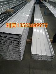 氟碳铝镁锰直立锁边板
