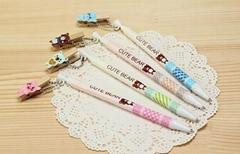 Brand new Hot selling lovely Stationery ballpoint pen for Office & school LS-B11